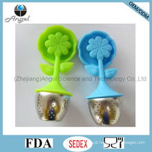 Popular Silicone Chá Infuser Tea Strainer St13
