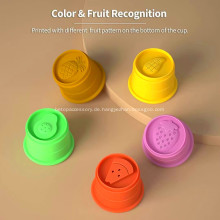 Silikon Nagetier Pioneer Desktop Puzzle Jenga Toys