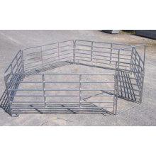 Paneles de corral de caballo de alta calidad