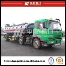 Cisterna líquida 10715X2490X3100mmchemical (HZZ5251GHY) en venta