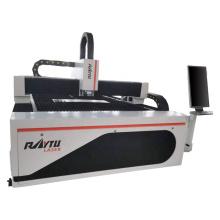 Raytu China Factory Price 1000w 1500w 2kw Stainless Steel Metal Pipe Tube Sheet Plate CNC Fiber Laser Cutting Machine 3000W