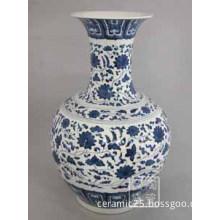 wholesale blue and white porcelain vases