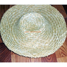 Chinese Palm Straw Hat Body 2X2 From Chinese Direct Factory
