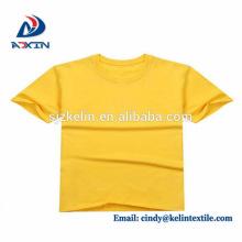 Qualidade custom made impressão camiseta de algodão