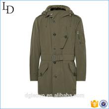 men warm hoodies jacket fashion winter jacket for men long length winter coat