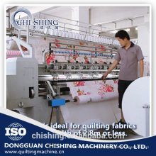 Hot selling new high quality industrial quilting machine price from golden supplier