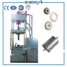 4 Column Cold extrusion Hydraulic Press Machine 400T