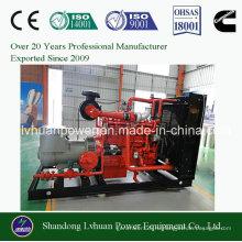 Одобренный CE 20квт 30квт 40квт, 50квт 100квт биомассы, комплекта генератора газа или блока