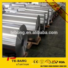 Papel de aluminio para embalaje