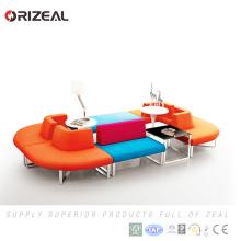 Orizeal Modulaire ensemble de sofa, sofa sectionnel de tissu de sofa de meubles modulaires multi-fonctionnels à vendre (OZ-OSF025)