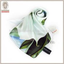 YZNSHH простой простой китайской живописи цветок шарф