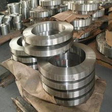 Kelas 600 Carbon Steel Ditempa Threaded Flange