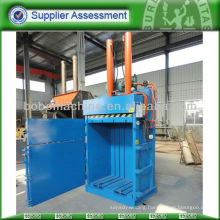 Second-hand plastic bottle baler packing machine