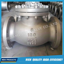 "150lbs-1500lbs 2 ""-24"" Cast Stainless Steel Swing Valves de contrôle A216 Wcb Wc6 CF8m"