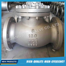 """150lbs-1500lbs 2""""-24"""" Cast Stainless Steel Swing Check Valves A216 Wcb Wc6 CF8m"""