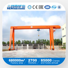Widely Used Single Girder Gantry Crane