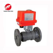 DN32 DN40 DN50 UPVC CTF-002 20NM 220V elektrisches Stellventil