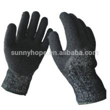 7gauge акриловое волокно + HPPE смешанные трикотажные Режущие перчатки