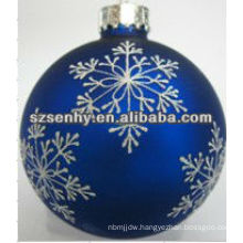 2013 solar crackle glass ball lights