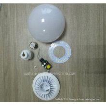 Lampe LED SKD / CKD avec prix bon marché