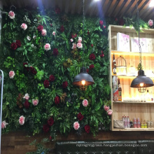Best selling customized indoor durable vertical garden for shops decoration