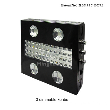 Alto consumo de energia 600W-900W LED Grow Light