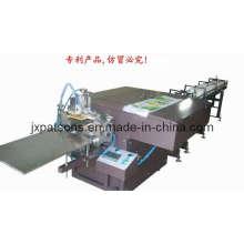 Máquina de embalagem do rolo de papel higiénico