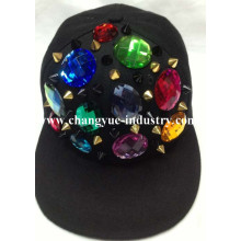 New arrival fashion spiked cap hat