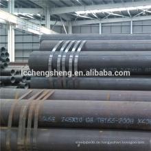 "Heiß !!! ERW Carbon Stahlrohr A106 Gr.B 1/2 ""-48"" SCH80"