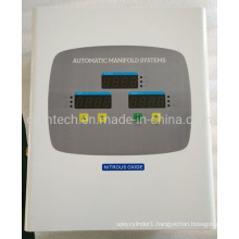 Medical Equipment Automatic N2o Manifold for Medical Gas Pipeline System