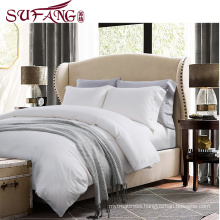 Luxury Comfortable Adult Queen Size60s Hotel embroidery sets top 5 star hotel household home bedding sets
