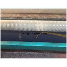 La géogrille chaude de fibre de verre de vente pour la plate-forme renforce avec le certificat de ce