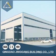 Estrutura de aço Estrutura metálica Galvanized Design Warehouse