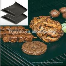 """PFOA-free PTFE Non-stick BBQ Grill Mat - 13""""x15.75"""", 0.20mm"""