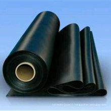 Toit en caoutchouc anti-UV EPDM en rouleaux avec ISO (1.2mm / 1.5mm / 2.0mm)