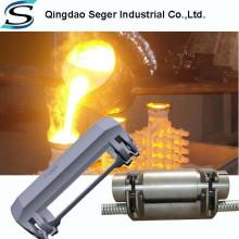 Protetor de braçadeira de cabo de controle de cabo de poço de petróleo