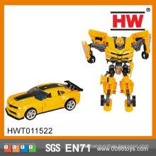 Intelligence Building Block Toy Transform Car