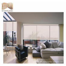 anti-uv double side horizontal spring loaded roller blinds