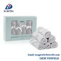 "Hot Sales 6-Pack 100% Organic Bamboo Baby Soft Wash cloths 10""x10"""