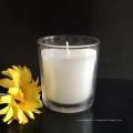 бездымный окружающей среды контейнера матированного стекла свечки