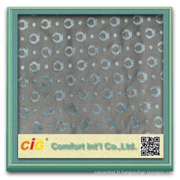 dernière Chine velours tissu décoratif indien canapé design couvre