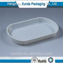 Biodegradable Plastic Frozen Food Packaging Tray