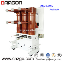 ZN85-40.5 40.5KV 33kv Indoor embedded pole vacuum circuit breaker
