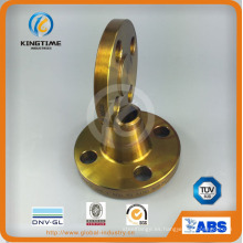 ANSI B16.5 CS brida Wn A105n brida forjada con servicio OEM (KT0275)