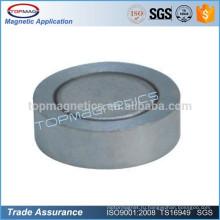 Подгонянные магнитные сборки цинкового покрытия металла и феррита горшок Магнит Д50 х 10 мм