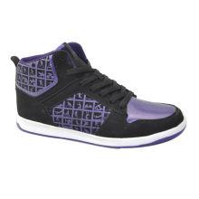 New fashion leisure skateboard shoes/shoes mens skate 2012