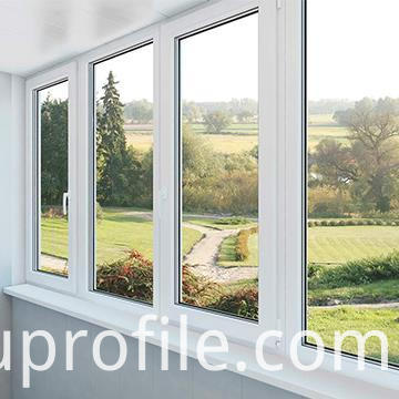 sliding pvc windows
