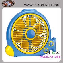 Ventilateur de boîte de 10 pouces avec design mignon