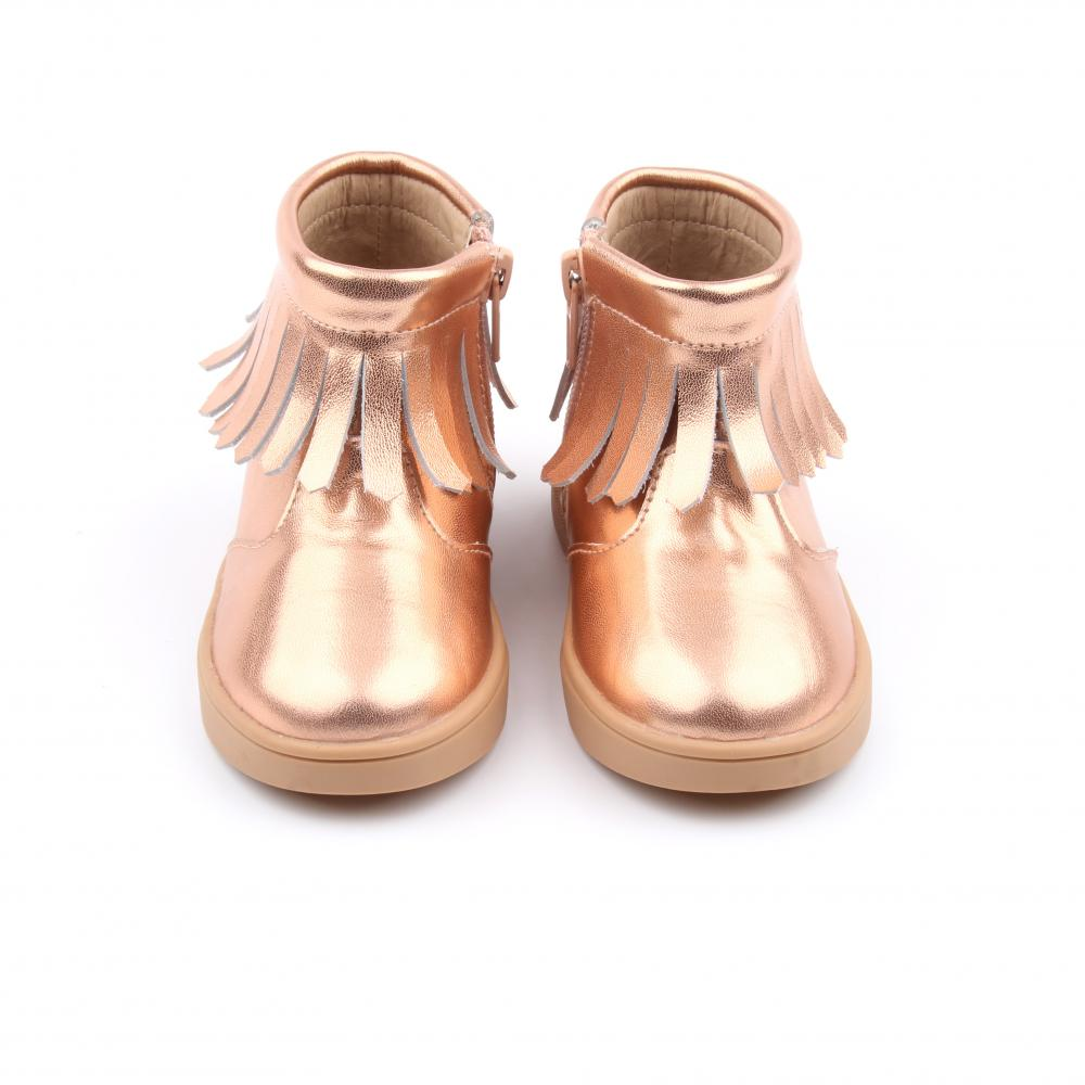 Rose Gold Boot