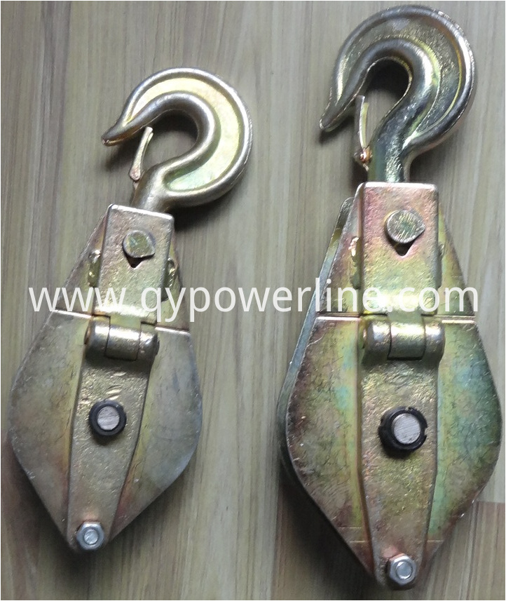 Lifting Pulley(AluminumNylon or Steel)